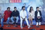 Shraddha Kapoor, Shahid Kapoor,Divyendu Sharma, Shree Narayan Singh, Bhushan Kumar at the trailer launch of film Batti Gul Meter Chalu on 10th Aug 2018 (58)_5b6da0e8da328.JPG