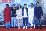 Shraddha Kapoor, Shahid Kapoor,Divyendu Sharma, Shree Narayan Singh, Bhushan Kumar, Anu Malik at the trailer launch of film Batti Gul Meter Chalu on 10th Aug 2018 (37)_5b6da1cd4140f.JPG