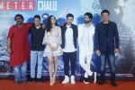 Shraddha Kapoor, Shahid Kapoor,Divyendu Sharma, Shree Narayan Singh, Bhushan Kumar, Anu Malik at the trailer launch of film Batti Gul Meter Chalu on 10th Aug 2018 (39)_5b6da06bc8123.JPG