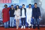 Shraddha Kapoor, Shahid Kapoor,Divyendu Sharma, Shree Narayan Singh, Bhushan Kumar, Anu Malik at the trailer launch of film Batti Gul Meter Chalu on 10th Aug 2018 (40)_5b6da02e55051.JPG