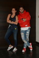 Sonakshi Sinha, Jassi Gill At Eros Office In Andheri For The Media Interactions For The Film Happy Phirr Bhag Jayegi on 9th Aug 2018