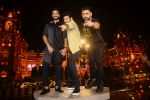 Amit Sadh, Vineet Kumar Singh, Sunny Kaushal promotes gold at mumbai selfie point on 12th Aug 2018