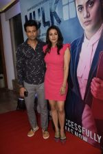 Barkha Bisht, Indraneil Sengupta at the Success party of Mulk in The Club andheri on 11th Aug 2018 (23)_5b71369e2a809.JPG