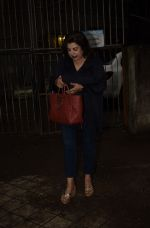 Farah Khan Spotted At Kromakay Salon In Juhu on 12th Aug 2018 (2)_5b713c6957bd5.jpeg