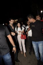 Sunny Leone, Daniel Webber Spotted At B Lounge In Juhu on 11th Aug 2018 (1)_5b712d8e78189.JPG