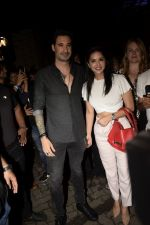 Sunny Leone, Daniel Webber Spotted At B Lounge In Juhu on 11th Aug 2018 (5)_5b712d9e5894a.JPG