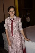 Taapsee Pannu at the Success party of Mulk in The Club andheri on 11th Aug 2018 (29)_5b713700ea558.JPG