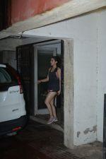 Sara Ali Khan spotted at Pilates gym in khar on 13th Aug 2018