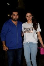 Aamna Sharif with Amit Kapoor at the Screening of Gold in pvr juhu on 14th Aug 2018 (74)_5b75268f10076.JPG