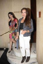 Anu Dewan, Seema Khan at Manish Malhotra's party in his bandra home on 14th Aug 2018