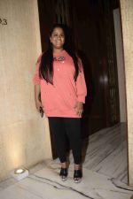 Arpita Khan at Manish Malhotra's party in his bandra home on 14th Aug 2018