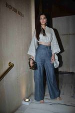 Diana Penty at Manish Malhotra's party in his bandra home on 14th Aug 2018