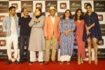Ekta Kapoor, Annu Kapoor, Habib Faisal, Supriya Pilgaonkar, Parikshit Sahni, Amol Parashar, Chetna Pande at the Trailer Launch Of Upcoming Alt Balaji_s Web Series Home on 15th Aug 2018 (4)_5b75889810fa7.JPG