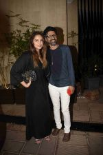 Huma Qureshi at Manish Malhotra's party in his bandra home on 14th Aug 2018