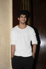 Ishaan Khattar at Manish Malhotra's party in his bandra home on 14th Aug 2018