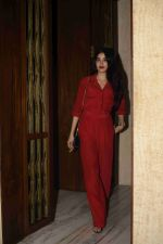 Janhvi Kapoor at Manish Malhotra's party in his bandra home on 14th Aug 2018