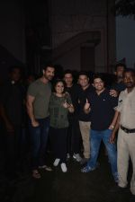 John Abraham visits the Gaiety theatre in bandra to check the audience response to his film Satyamev Jayate on 15th Aug 2018 (1)_5b752a636971d.JPG