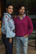 Kajol, Riddhi Sen Spotted At Intreview Of Helicopter Eela on 16th Oct 2018 (1)_5b75879628269.JPG