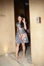 Sara Ali Khan at Manish Malhotra's party in his bandra home on 14th Aug 2018