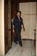 Tiger Shroff at Manish Malhotra's party in his bandra home on 14th Aug 2018