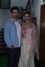 Tripti Dimri, Avinash Tiwary Promote film Laila Majnu at Balaji Production House on 16th Aug 2018 (20)_5b75887d279ff.JPG