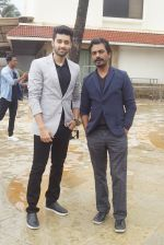 Nawazuddin Siddiqui, Utkarsh Sharma at the promotion of film Genius on 17th Aug 2018 (18)_5b7a673556a8d.JPG