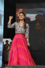 Kajol promotes her film Helicopter Eela at Umang festival in NM college ,vileparle on 20th Aug 2018 (23)_5b7bc26d19d44.JPG