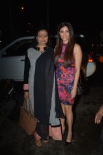 Daisy Shah with mother spotted at Bastian in bandra on 25th Aug 2018 (1)_5b83a81f4ca2f.JPG