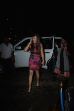 Daisy Shah with mother spotted at Bastian in bandra on 25th Aug 2018 (3)_5b83a8252a3ab.JPG