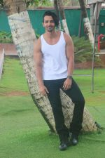 Harshvardhan Rane at the promotion of film Paltan in Novotel juhu on 23rd Aug 2018 (28)_5b838cd8340a2.JPG