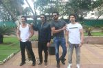 Harshvardhan Rane, Arjun Rampal, Sonu Sood, Gurmeet Choudhary at the promotion of film Paltan in Novotel juhu on 23rd Aug 2018 (36)_5b838cdddc2a7.JPG