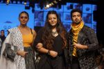 Huma Qureshi, Saqib Saleem at CAPRESE X SHIFT & ARPITA MEHTA at Lakme Fashion Week on 25th AUg 2018 (53)_5b839cc9bd363.JPG