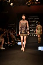Model at KARTIKEYA MISFIT PANDA SHOW at Lakme Fashion Week on 25th Aug 2018 (154)_5b839f03a1e68.JPG