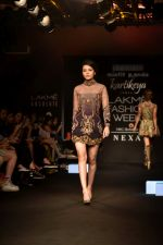 Model at KARTIKEYA MISFIT PANDA SHOW at Lakme Fashion Week on 25th Aug 2018 (155)_5b839f05af745.JPG