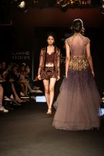 Model at KARTIKEYA MISFIT PANDA SHOW at Lakme Fashion Week on 25th Aug 2018 (160)_5b839f105ea4f.JPG