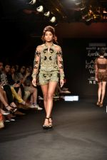 Model at KARTIKEYA MISFIT PANDA SHOW at Lakme Fashion Week on 25th Aug 2018 (165)_5b839f1b35473.JPG
