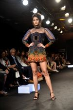 Model at KARTIKEYA MISFIT PANDA SHOW at Lakme Fashion Week on 25th Aug 2018 (169)_5b839f256a879.JPG