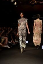 Model at KARTIKEYA MISFIT PANDA SHOW at Lakme Fashion Week on 25th Aug 2018 (172)_5b839f2d8386d.JPG
