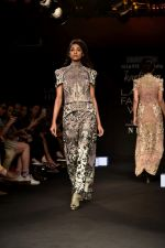 Model at KARTIKEYA MISFIT PANDA SHOW at Lakme Fashion Week on 25th Aug 2018 (173)_5b839f2fd4fb1.JPG