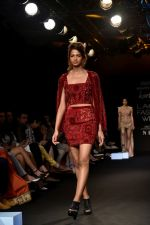 Model at KARTIKEYA MISFIT PANDA SHOW at Lakme Fashion Week on 25th Aug 2018 (175)_5b839f34dc1c1.JPG
