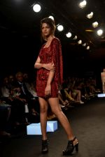 Model at KARTIKEYA MISFIT PANDA SHOW at Lakme Fashion Week on 25th Aug 2018 (178)_5b839f3d2cc4d.JPG