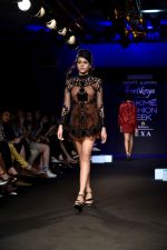 Model at KARTIKEYA MISFIT PANDA SHOW at Lakme Fashion Week on 25th Aug 2018 (180)_5b839f42374af.JPG