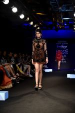 Model at KARTIKEYA MISFIT PANDA SHOW at Lakme Fashion Week on 25th Aug 2018 (181)_5b839f4490ba5.JPG