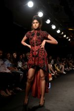 Model at KARTIKEYA MISFIT PANDA SHOW at Lakme Fashion Week on 25th Aug 2018 (189)_5b839f571a8cf.JPG