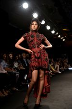 Model at KARTIKEYA MISFIT PANDA SHOW at Lakme Fashion Week on 25th Aug 2018 (191)_5b839f5b70601.JPG