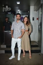 Saqib Saleem, Huma Qureshi spotted at zee etc office in andheri on 25th Aug 2018 (3)_5b83a8c719fa2.JPG