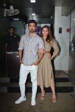 Saqib Saleem, Huma Qureshi spotted at zee etc office in andheri on 25th Aug 2018 (5)_5b83a8ca0d5cf.JPG