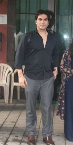 Arbaaz Khan at Arpita Khan_s house in bandra on 27th Aug 2018 (14)_5b84f932858cf.JPG