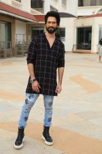 Shahid Kapoor at the promotion of film Batti Gul Meter Chalu in Sun n Sand juhu on 28th Aug 2018