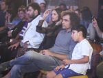 Imtiaz Ali at Laila Majnu Music Concert in Flyp In Kamala Mills ,Lower Parel on 29th Aug 2018 (5)_5b87992eb9dba.jpg